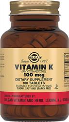 Витамин К 100 мкг