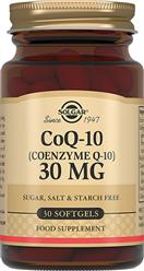 Коэнзим Q-10  30 мг
