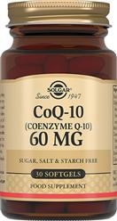 Коэнзим Q-10  60 мг