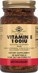 Витамин Е 100 МЕ