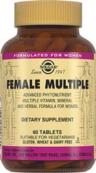 Мультивитаминный и минеральный комплекс для женщин