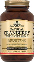 Натуральная клюква с витамином С