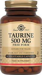 Таурин 500 мг